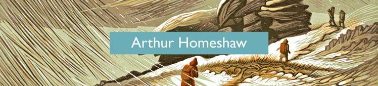 Arthur Homeshaw