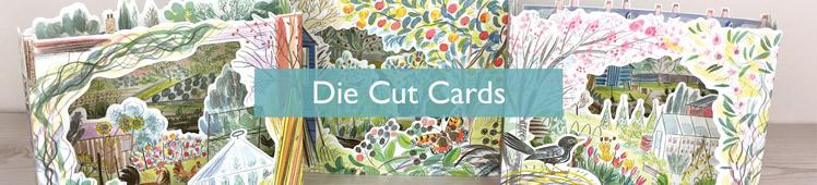 3D Die-Cut Cards