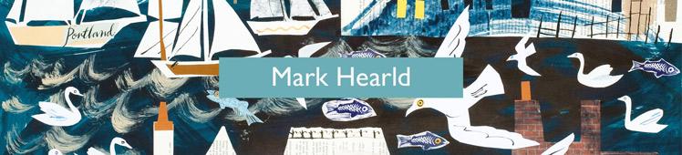 Mark Hearld - Art Angels Printmaker Cards