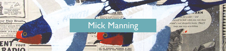 Mick Manning