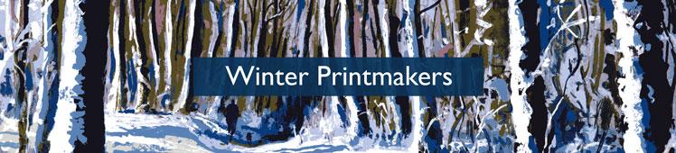 Winter Printmakers Cards