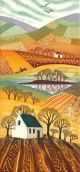 Country Reflections greetings card By Rebecca Vincent