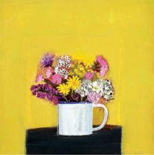 Emma Dunbar Wild Flowers, Mown Grass