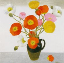 Mary Fedden Poppies