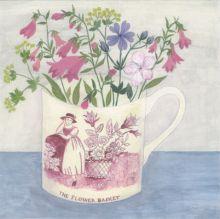 Debbie George The Flower Basket