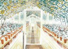 Greenhouse Eric Ravilious