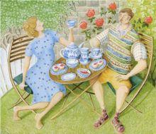 Cream Tea by Lucy Howard