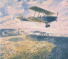 Eric Ravilious Elementary Flying Training School