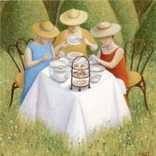 Marcelle Milo-Gray Organic Afternoon Tea