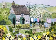 Vanessa Bowman Washing Day