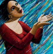 Anita Klein Spring Rain