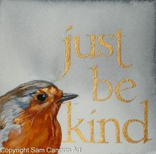 Just be kind by Sam Cannon