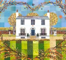 A Melodious Plot (the home of John Keats) By Amanda White