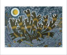 Saltmarsh Storm II by Angie Lewin
