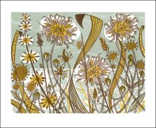 Polwick II  by Angie Lewin Greeting Card