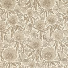 Pebble Clover Fabric By Angie Lewin