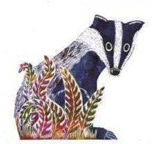 Badger 3d Judy Lumley