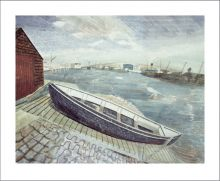 September Noon by Edward Bawden