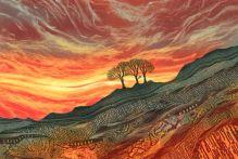 Blaze of Glory By Rebecca Vincent