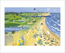 Towards Southwold by Carry Akroyd