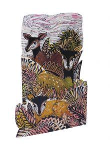Deer Park By Judy Lumley
