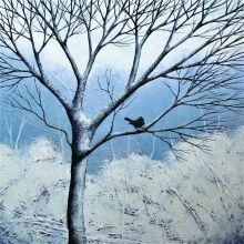 The Stillness of Winter II by Deborah Burrow