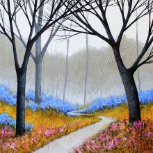 Wild Wood II by Deborah Burrow
