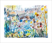 The Allotment by Emily Sutton