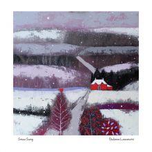Snow Song By Giuliana Lazzerini