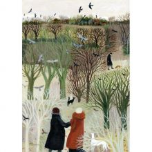 One Man And His Dog By Dee Nickerson