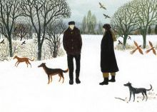Time For Somewhere Warm? By Dee Nickerson