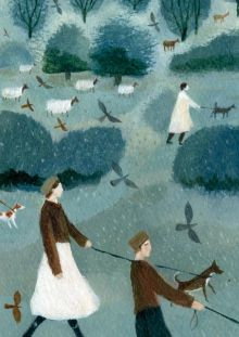 Hang On By Dee Nickerson