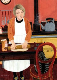 Making Pastry - Dee Nickerson