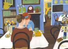 The Tea Room - Dee Nickerson