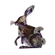 Hare 3D By Judy Lumley Prints