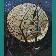 Some Common Tree Fairies Ian Bliss RI Fine Art Greetings Cards