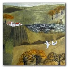Two Swans - Jay Seabrook