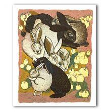 Rabbits - Elina Adrshina