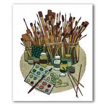 Art Supplies - Elina Adrshina