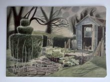 The Topiary English Garden Greeting Card By Katy Alston