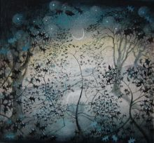 In the grove Print By Flora McLachlan