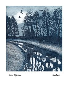 Winter Reflections By Jane Peart