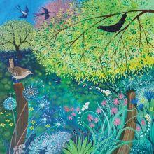 Jenny's Garden by Lisa Graa Jensen
