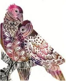 Lovebirds Judy Lumley Prints