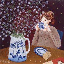 Coffee by Lucy Almey Bird.