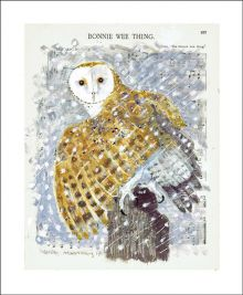 Bonnie Wee Thing by Mick Manning