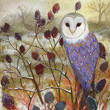 Barn Owl Melissa Launay Fine Art Greetings Cards