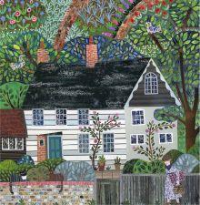 Monk's House By Amanda White