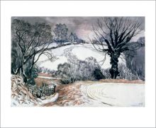 Winter Afternoon, 1945 by John Nash