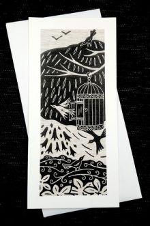 New Dawn,  New Day Greeting Card by Algan Arts